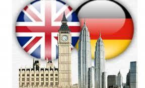 английский язык. немецкий язык